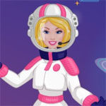Barbie In Outer Space
