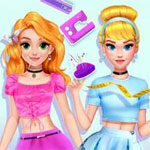 Blonde Princess Wonderland Spell Factory