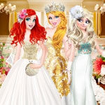 Cinderella's Bridal Fashion Collection