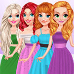 Princess Girls Oscars Design