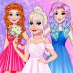 Beauty Makeover: Princess Wedding Day