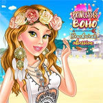 Princesses Boho Beachwear Obsession