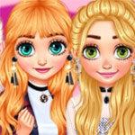 Princesses Kpop Idols